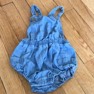 Old Navy Soft Denim Romper